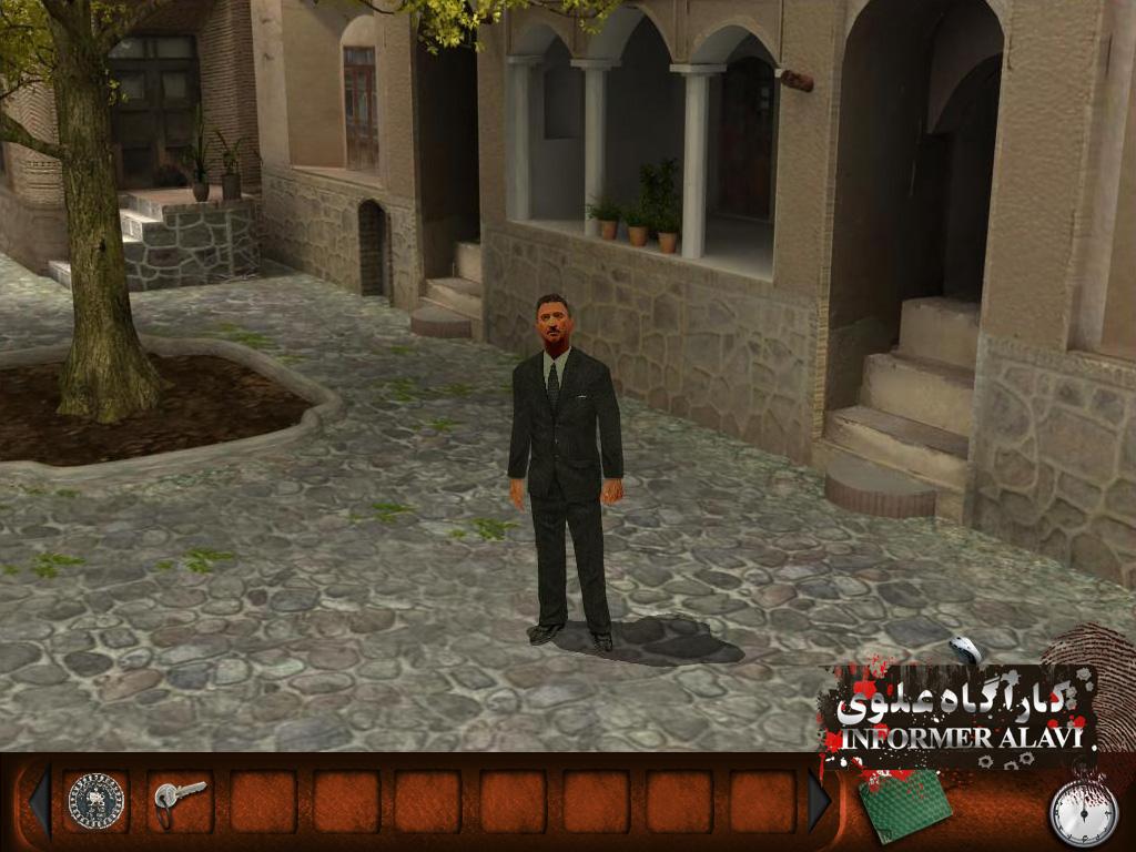 دانلود بازی ایرانی کاراگاه علوی ماجراجویی و پلیسی + عکس